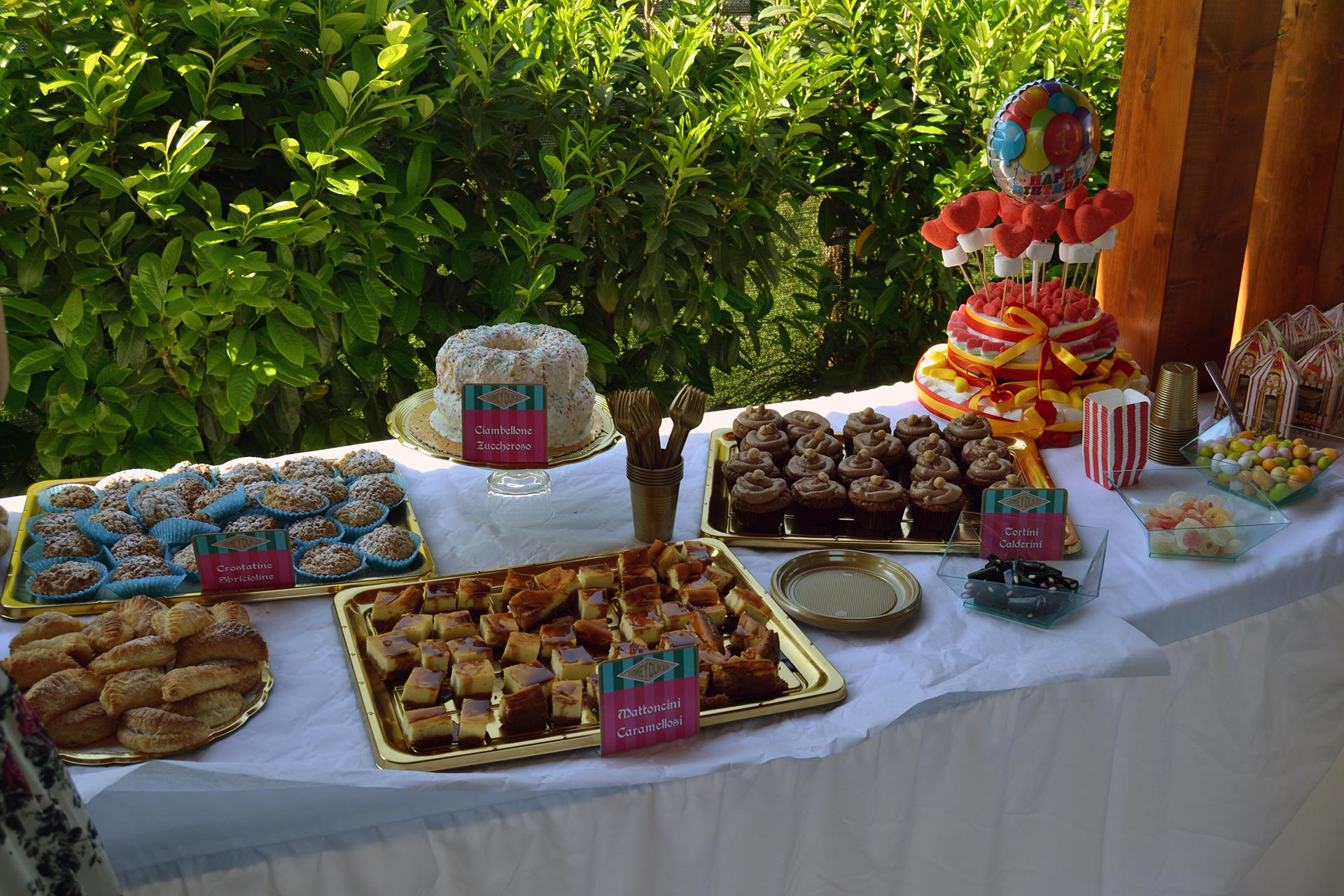 Harry Potter Party - Buffet