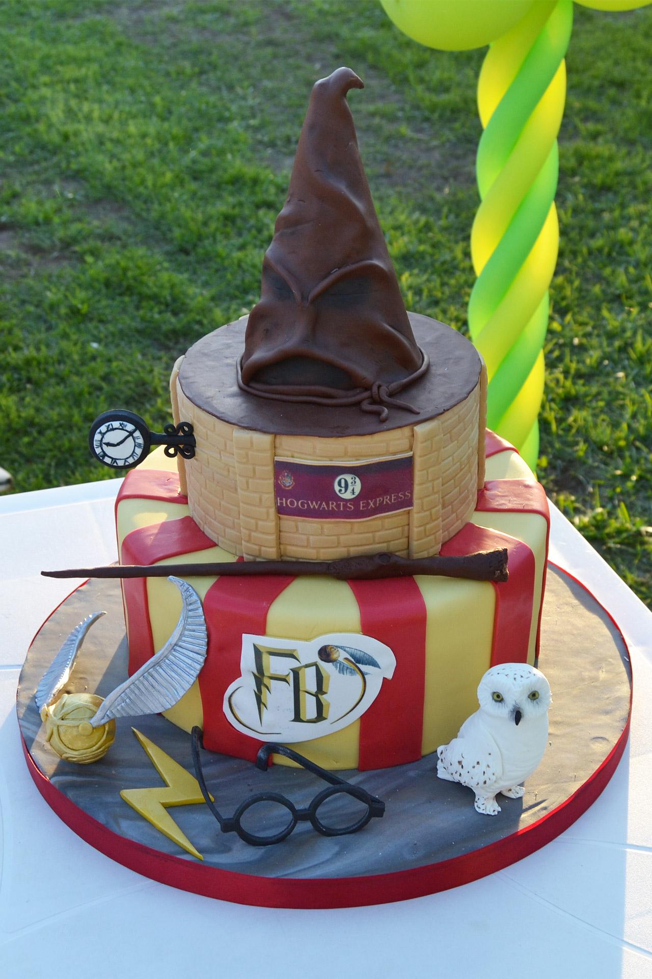 Harry Potter Party - Cake