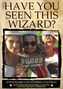 Harry Potter Party - Have-You-seen-This-Wizard